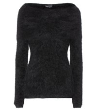 Tom Ford Angorda Blend Sweater Black