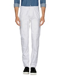 Haikure Casual Pants White