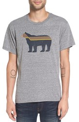 Altru Men's 'Big Bear' Graphic T Shirt