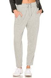 James Perse Pull On Sweat Pant Gray