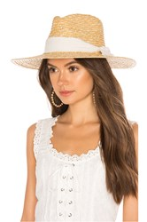 Ale By Alessandra Solange Hat Tan