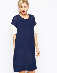 Wood Wood Sia Dress With Number 33 Blackiris