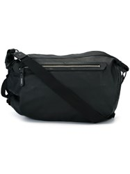 Lanvin Sailor Messenger Bag Black