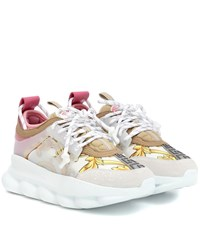 Versace Chain Reaction Sneakers Multicoloured