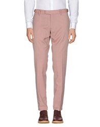 Messagerie Casual Pants Brick Red