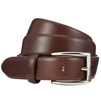 Ralph Lauren Polo Leather Pin Buckle Belt Brown