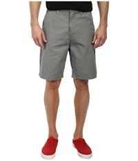 L R G Rc Marauder Ts Chino Walkshorts Graphite Men's Shorts Gray