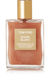 Tom Ford Beauty Soleil Blanc Shimmering Rose Gold Body Oil