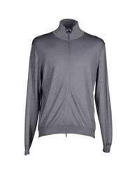 Zanieri Knitwear Cardigans Men Grey