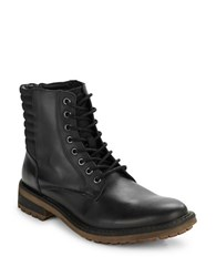 Unlisted By Kenneth Cole Brass Beat Boots Black