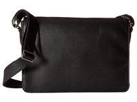 Scully Avery Messenger Bag Black Messenger Bags