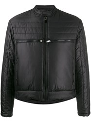 Just Cavalli Padded Jacket Black