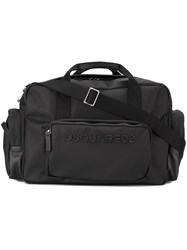 Dsquared2 'Tom' Gym Bag Black