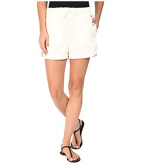 Bench Sayulita Shorts White Women's Shorts