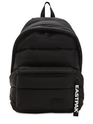 Eastpak 30L Padded Xxl Quilted Nylon Backpack Black