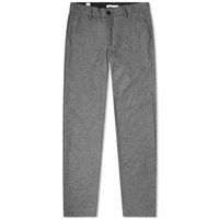 Norse Projects Aros Wool Chino Grey