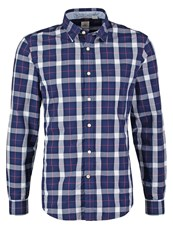 Dockers Fitted Shirt Medieval Blue Dark Blue