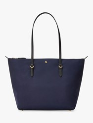 Ralph Lauren Chadwick Keaton 26 Shopper Bag Navy