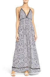Red Carter Women's South Beach Cover Up Maxi Dress