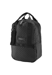 Reebok Yoga Backpack Sports Bag Black