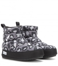 Marc By Marc Jacobs Macdougal Printed Ankle Boots Grey
