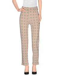 Siyu Trousers Casual Trousers Women Cocoa