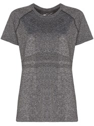 Lndr Quest Performance T Shirt Grey