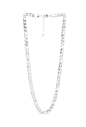 Forever 21 Figaro Chain Link Necklace