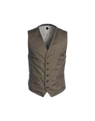 Coming Soon Vests Beige
