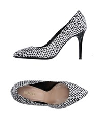 Just Cavalli Pumps White