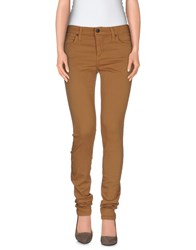 Joe's Jeans Trousers Casual Trousers Women Camel
