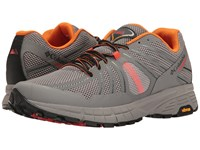 Columbia Mojave Trail Light Grey White Men's Running Shoes Gray