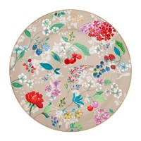 Pip Studio Hummingbird Serving Plate Khaki