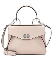 Proenza Schouler Hava Leather Tote Pink