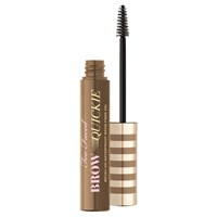 Too Faced Brow Quickie Brush On Fibre Brow Gel Universal Taupe