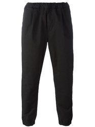Mcq By Alexander Mcqueen Tapered Trousers Black