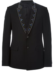 Givenchy Studded Lapel Jacket Black