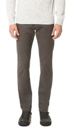 Vince Essential Soho 5 Pocket Twill Jeans Grey