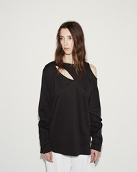 Y 3 Cocoon Sweatshirt Black