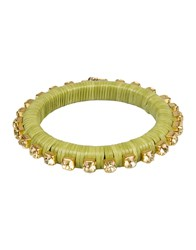 Pinko Grey Bracelets Light Green