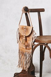 Bed Stu Savannah Fringe Crossbody