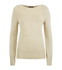 Set Chunky Knit Jumper Female Cream