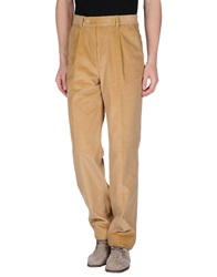 Barbour Casual Pants Camel