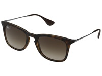Ray Ban Rb4221 50Mm Havana Rubberized Brown Gradient Fashion Sunglasses