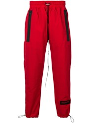 Represent Shell Pants Red