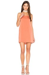 The Fifth Label Nightingale Cami Dress Rust