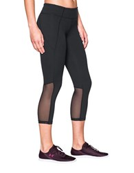 Under Armour Mirror Studio Cropped Pants Black