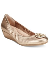 Giani Bernini Skout Wedges Only At Macy's Women's Shoes