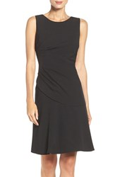 Adrianna Papell Women's Pleated A Line Dress