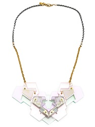 Sarah Angold Studio 'Annika' Necklace Multicolour